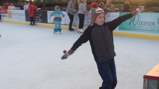 Congratulate, this funny ice skating
