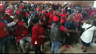SOUTH AFRICA - Durban - SACP (Video) (DqY)