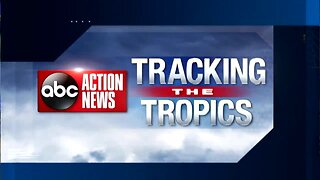 Tracking the Tropics | August 1 Evening Update