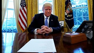 Message From The President of The United States, Donald J. Trump