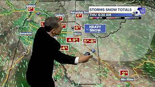 A Stormy Weekend Ahead - Video