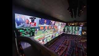 FIRST LOOK: Inside the world's largest sportsbook ahead of Circa opening