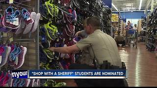 Shop with a Sherriff - Video