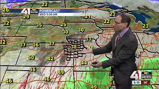 Jeff Penner Sunday Morning Forecast Update 2 2 11 18 - Video