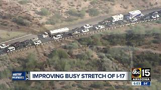 ADOT holds public meeting over possible I-17 expansion - Video