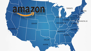 Finalists for Amazon's new headquarters - Video