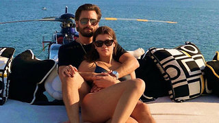 Sofia Richie & Scott Disick ESCAPE The Drama On EPIC Romantic Getaway - Video