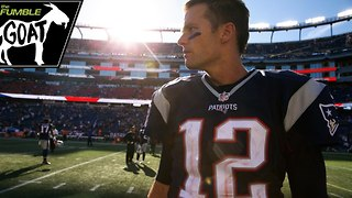 Tom Brady, Greatest QB Ever? -Fumble GOAT Series - Video