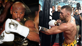 Floyd Mayweather Reveals His Secret Strategy for the McGregor Fight - Video