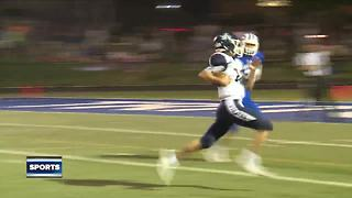 Play of the Week: Bay Port QB Isaac Krause - Video