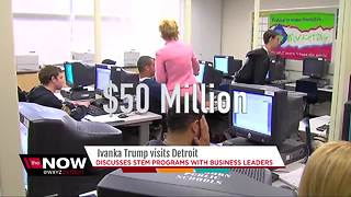 Business leaders pledge $300M to education - Video