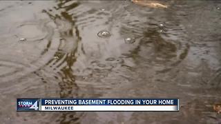 Tips to keep your home from flooding this week as rain moves in - Video