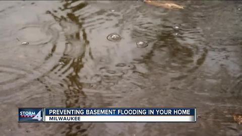 Tips to keep your home from flooding this week as rain moves in