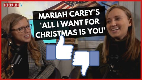 DELIGHT OR DISGRACE? | A Debate Over Mariah Carey's 'All I Want For Christmas Is You'