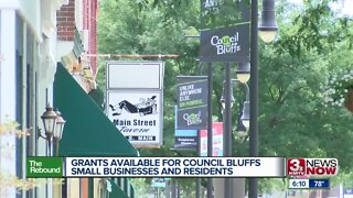 Grants available for Council Bluffs small businesses and residents