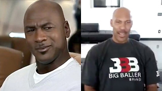 LaVar Ball Says His Sperm Count Makes Him Better Than Michael Jordan - Video