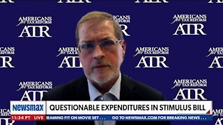 Questionable Expenditures in Stimulus Bill