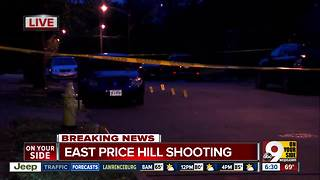PD: Man shot at East Price Hill apartment complex - Video