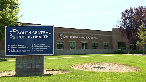 South Central Health District Risk Levels
