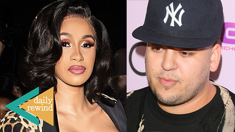 Rob Kardashian Lied: Cardi B Talked To Cuban Doll After Offset Cheating Scandal | DR