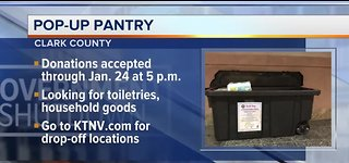 Clark County collecting donations - Video