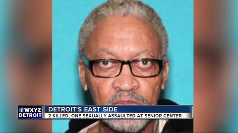 Two killed in shooting at senior living facility on Detroit's east side