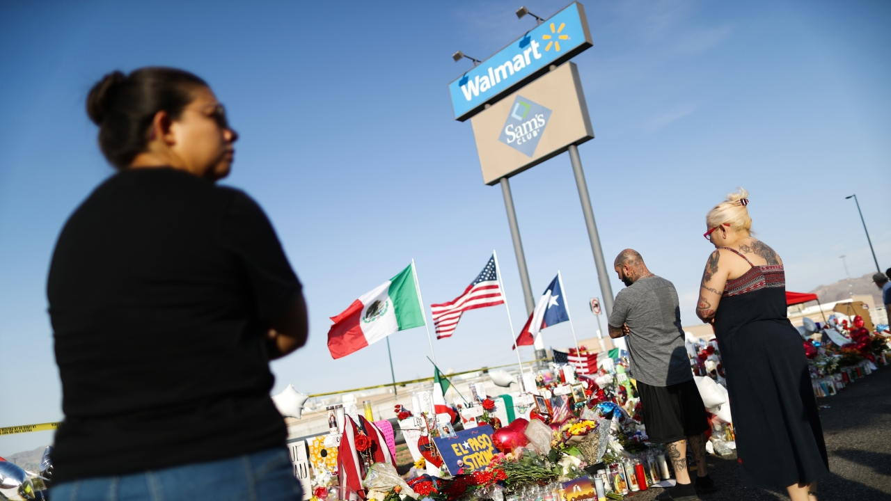 El Paso Walmart Reopens 3 Months After Shooting