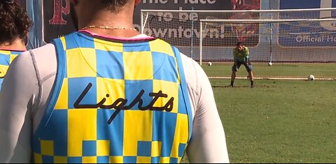 Lights FC host first home game of season Saturday night