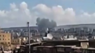 Shelling on Afrin After Turkey Claims Siege Complete - Video