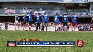 27th City Of Hope Celebrity Softball Game Held - Video