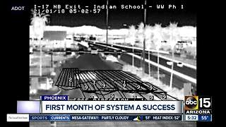 How well has ADOT's wrong-way detection system been working? - Video