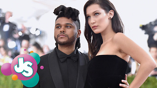 Can Bella Hadid & The Weeknd Make Relationship Work Second Time Around? | JS - Video