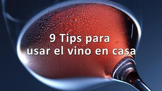 9 Usos alternativos del vino en tu casa - Video