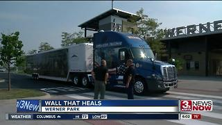 Wall that Heals opens Aug. 3 in Omaha - Video