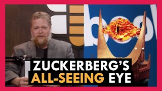 All-Seeing Eye Of Sauron Unveiled At Facebook Headquarters