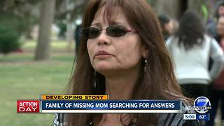 Family of missing Longmont mom searching for answers - Video