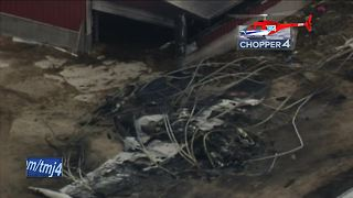 911 calls released from deadly Sheboygan Falls plane crash