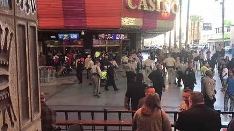 Multiple Arrests After Brawl Breaks Out at Martin Luther King Parade in Las Vegas