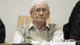 96-Year-Old Former Nazi Officer Must Serve Prison Sentence - Video