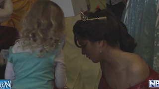 Princesses with a Purpose Take to Titletown - Video