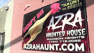 Azra Haunted Chamber