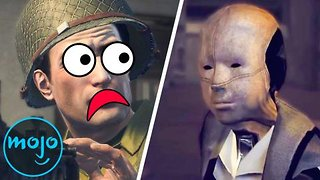 Top 10 Overlooked Video Game Glitches