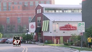 Lansing City Market to close - Video