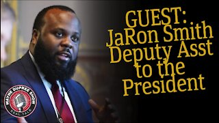 Special Guest JeRon Smith, Deputy Assistant To President Trump
