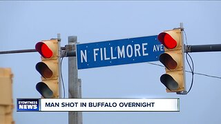 Buffalo police find shooting victim, investigating where shooting occurred