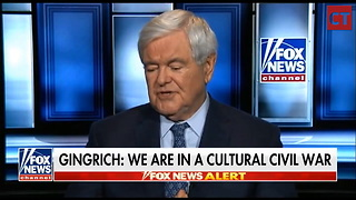 Gingrich Reveals Truth Behind Trump's Potential 2020 Re-Election - Video