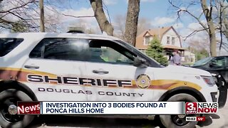 Investigation into 3 bodies found at Ponca Hills home