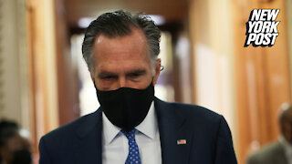 Mitt Romney knocked unconscious, suffers black eye during fall