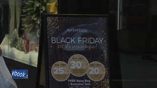 raditional & untraditional Black Friday shopping - Video