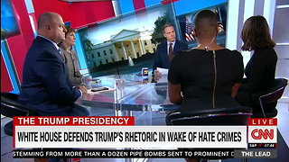 CNN Guest Says Trump 'Radicalized So Many More People than ISIS' - Video